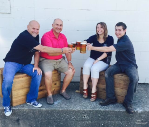 Sanctuary Brewing Company Team